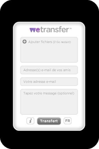 Transfert de fichiers